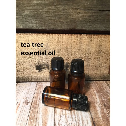 Tea tree essential oil | melaleuca alternifolia leaf oil