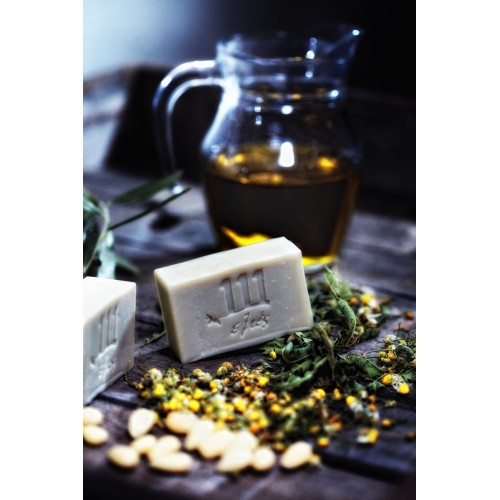 SAFE 'N SOUND herbal olive oil soap
