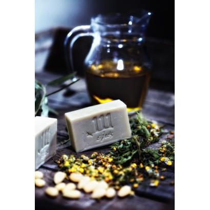 SAFE 'N SOUND herbal olive oil soap
